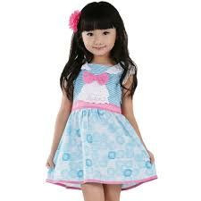 This dress is very suitable for summer, it is beautiful and breathable. Build confidence and nurture baby's natural curiosity about new surroundings and other babies.  http://www.bdcost.com/baby+dress