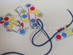 feladatkártya fűzéshez Montessori, School, Kids, Logo, Young Children, Boys, Logos, Children, Boy Babies