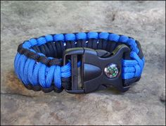 "Survival bracelet, with survival ""pod"" only at http://lifesupportusg.com/"