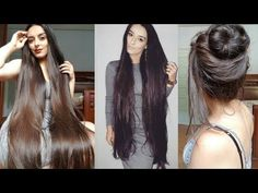 Miracle Hair Treatment for Long, Healthy, Thicker & Shinny Hair By Simple Beauty Secrets Extreme Hair Growth, Hair Remedies For Growth, Tips Belleza, Shiny Hair, Hair Health, Grow Hair, Cool Hairstyles, Long Hair Styles, Thicker Hair