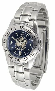 Georgetown University Hoyas Sport Steel Band Ano-chrome - Ladies - Women's College Watches by Sports Memorabilia. $59.95. Makes a Great Gift!. Georgetown University Hoyas Sport Steel Band Ano-chrome - Ladies