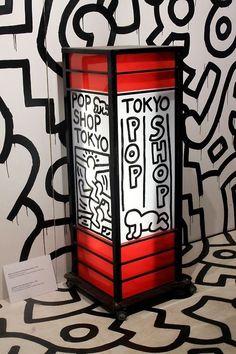 immafuster Keith Haring