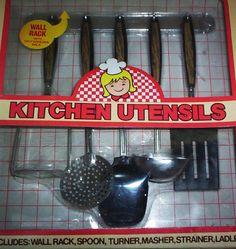 Nasta toy kitchen utensils