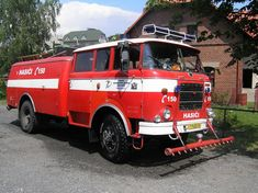 Fire Apparatus, Police Cars, Trucks, Vehicles, Design, Firefighters, Autos, Sweden, Fire Department