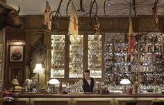 Bar e ristoranti design award 2014 - Al Mister Fogg's si degusta Londra