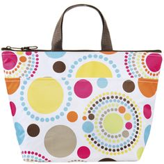 31 Thermal Tote, and Polka Dots! Love it!!