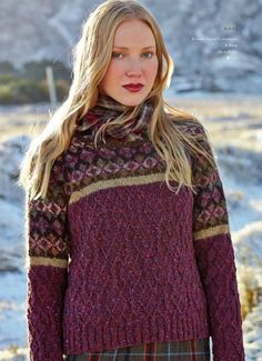 Buy from a large range of Rowan knitting pattern books online. Deramores stocks knitting and crochet books for crafters of all abilities. Rowan Knitting Patterns, Knit Patterns, Hand Knitting, Magazine Crochet, Motif Fair Isle, Rowan Yarn, How To Purl Knit, Knit Picks, Pull