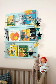 Children's room - Bookshelves - The Blue School