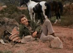 """Joe in """"The Burma Rarity.""""  Little does he know how much trouble he and Hoss are about to get into."""