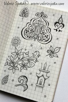 visual blessings: Doodling for Adventure in my Moleskine Journal