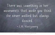 Lucy Maud Montgomery... Rilla of Ingleside quote...Oh Rilla-my-Rilla!