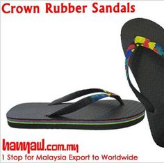 Visit- http://www.hanyaw.com.my/Products/Crown_Rubber_Sandals_CH-802.html