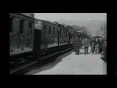 """""""Arrival of a Train at La Ciotat"""" Este filme é o filme mais famoso dos Lumiére, sendo aclamado como uma obra de arte do cinema.  No que toca a este filme, observo os efeitos ilusórios feitos por eles: A combinação da colocação da câmara na ponta da plataforma e a composição da imagem na diagonal dá à audiência a impressão de que estão no trajeto do comboio e que este vem em direção a eles, dando credibilidade à lenda de que na exibição do filme ao público toda a plateia terá fugido…"""