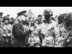 Check out the new video on my channel! Gen. Dwight D. Eisenhower's D-Day Message  https://youtube.com/watch?v=wonLHPopKCo
