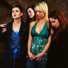 Movie Songs, Movie Tv, Julian Mcmahon, Charmed Tv Show, Charmed Sisters, Shannen Doherty, Rose Mcgowan, Bridget Jones, Love Actually