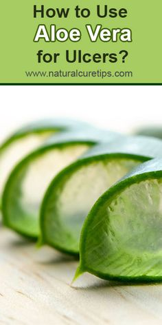 How to Use Aloe Vera for Ulcers