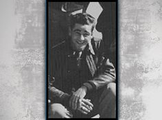A haunting #Veterans' Day story - Lt. Clair Truby, 22, a WWII flyer