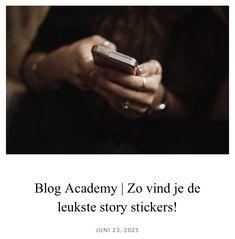 Instagram Story, Mindset, Dutch, Stickers, Business, Blogging, Attitude, Dutch Language, Store