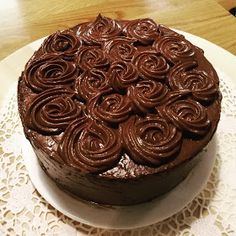 Nutella, Cake Recipes, Pudding, Baking, Food, Kuchen, Easy Cake Recipes, Custard Pudding, Bakken