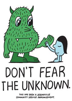 Jeremyville Corner Store — Don't Fear The Unknown