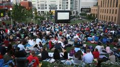 Over 234 kids movies played in various Chicago parks