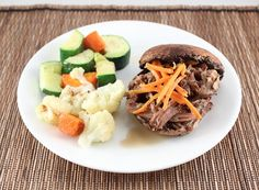 Whole 30 Italian Beef Sandwiches