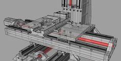 cnc vertical mill build log ( pics )