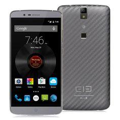 Elephone P8000 5.5 pulgadas FHD 4G LTE Android 5.1 3GB 16GB 64bit MTK6753 Octa Core 13.0MP Táctil ID 4160mAh-www.vayava.es