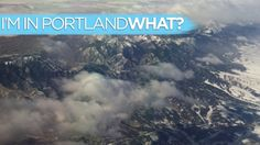 I'M IN PORTLAND, WHAT? #portland #travel #vlog
