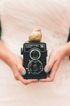 Lubitel 166 #vintage #camera #lomo