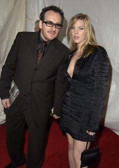 Elvis Costello and Diana Krall Jazz, Diana Krall, Elvis Costello, Gotham, New York City, Awards, United States, Stock Photos, History