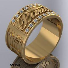 Resultado de imagen para anillos de 15 Gold Jewelry, Jewelry Rings, Jewelery, Wedding Name, Wedding Rings, Quinceanera Planning, Men Accesories, My Precious, Bracelet Watch
