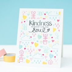Learn how to create a greeting card using stamped background. How-to video tutorial included.