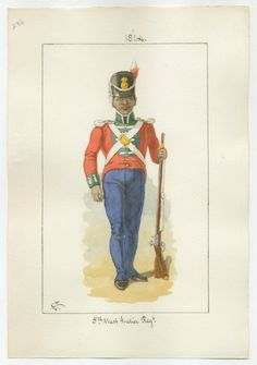 1814. 5th West India Regt.