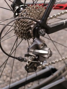Cassette, chain and chainrings in good condition. NOW SOLD!