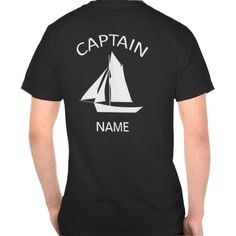 Captain Sailor Name Template Mens Black T-Shirt In our offer link above you will seeHow to Captain Sailor Name Template Mens Black T-Shirt Online Secure Check out Quick and Easy...