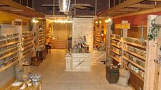 Shop the Spice and Tea Exchange in West Monroe's Antique Alley. They are purveyors of fine Spices, Herbs, Teas, & Accessories