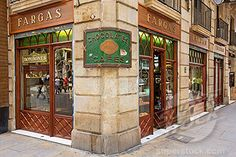 Chocolateria Fargas , Barcelona.