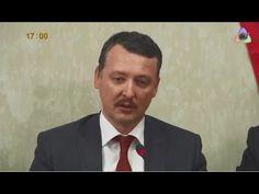 [eng subs] Igor Strelkov press-conference 30/10/14 Full