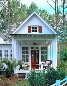 southern living cottage of the year {moser design group}