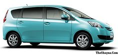 MPV - Toyota Mystery
