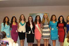 Interview examples worn at Miss Royalty International.  www.missroyaltyinternational.com