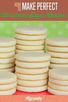 Best Sugar Cookie Recipe All Recipes.Best Sugar Cookie Recipe The Gunny Sack. No Fail Soft Cut Out Sugar Cookies Layers Of Happiness. Vintage Baking: 25 Fascinating Facts Taste Of Home. Home and Family Christmas Sweets, Christmas Cooking, Christmas Parties, Christmas Christmas, Christmas Lights, Winter Parties, Christmas Foods, Christmas Breakfast, Modern Christmas