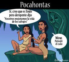 Si las princesas de Disney tuviesen madres