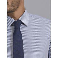 Camisa rayas traje Caramelo 79€