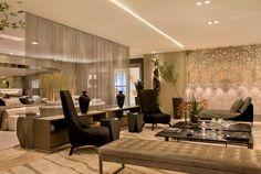 Trend alert: cortina de corrente na decoração! Saiba mais sobre essa tendência! - Decor Salteado - Blog de Decoração e Arquitetura