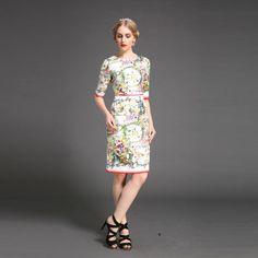 Women's Flare Sleeve Casual Holiday Beach Party Floral Print Long Dress That`s just superb! www.storeglum.com... #shop #beauty #Woman's fashion #Products