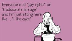 cake Cake CAKE. :)