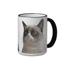Grumpy Cat %u2122 - Grumpy Cat and Pokey Mug