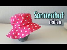 Kids summer hat - sewing instructions - NO pattern - beginner - sewing rabbit . Sewing Tutorials, Sewing Projects, Sewing Patterns, Diy Projects, Sewing For Kids, Baby Sewing, Baby Hut, Barbie Kids, Summer Hats